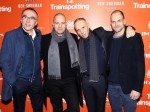 -  New York, NY - 3/14/17  - TriStar Pictures & Film4 with The Cinema Society host a special screening of T2 Trainspotting-Pictured: Danny Boyle, Ewan McGregor, Ewen Bremmer, Johny Lee Miller -Photo by: Patrick Lewis/Starpix-Location: Landmark Sunshine Cinema
