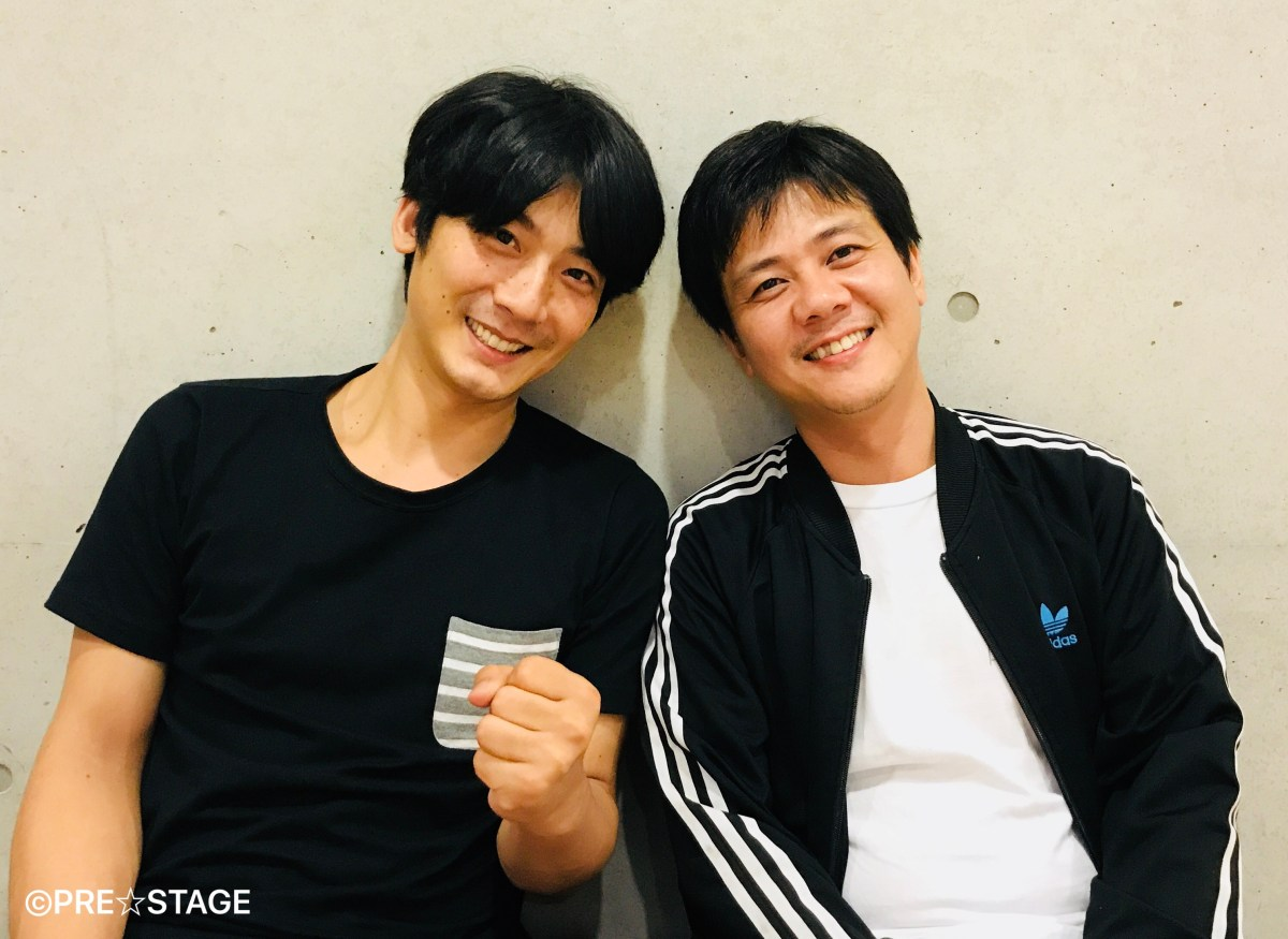 黒鯛プロデュース 第15回公演 『恋の骨折り損』 出演、宮原将護・今村裕次郎インタビュー!