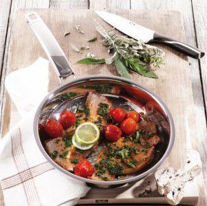 cocinar-sarten-acero-inoxidable-fissler-crispy-steelux
