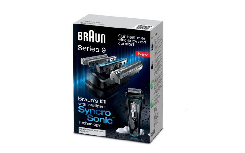Braun Series 9-9040s afeitadora eléctrica a precio mínimo de  175,83 €
