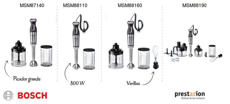 comparativa-batidoras de mano bosch basicas maxxoMixx-gama-alta