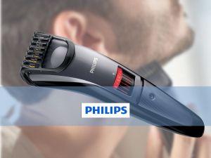 Philips QT4015-16-barbero-titanio
