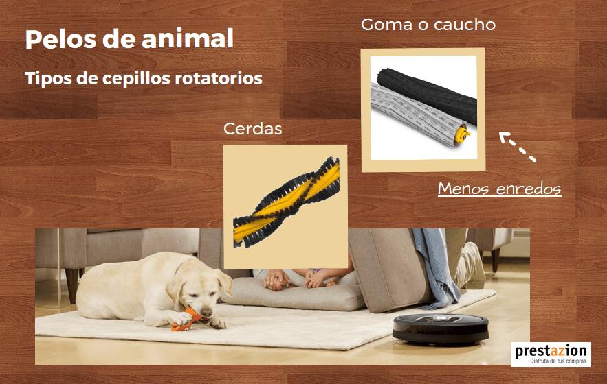 comprar robot aspirador mascotas