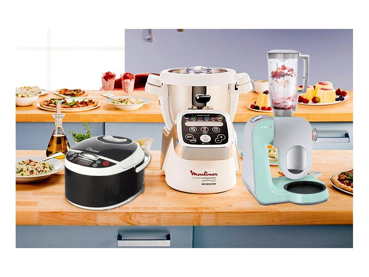 Robot de cocina COMPRAR EL MEJOR