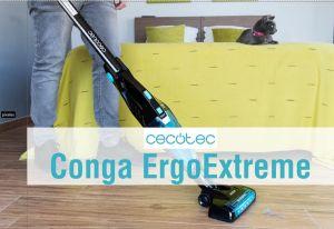 Aspirador Conga ErgoExtreme 29,6 V-precio opinion valoracion