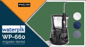 Waterpik WP-662EU Aquarius - Irrigador dental