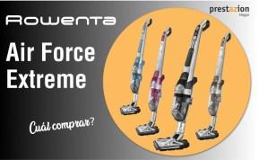 comparativa- Rowenta Air Force Extreme sin bolsa silence
