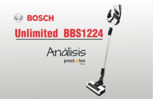 ANALISIS_BOSCH UNLIMITED- BBS1224 aspiradora sin cable