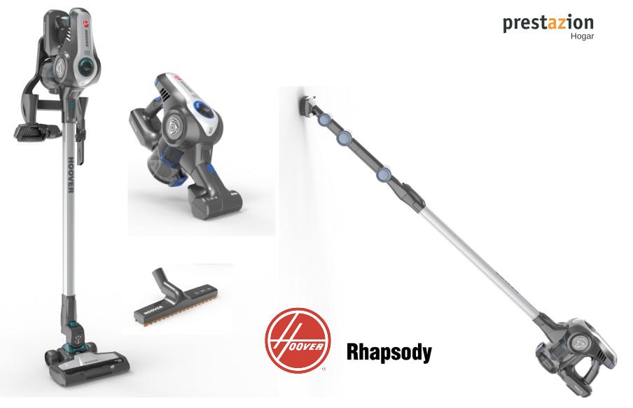 Hoover Rhapsody aspiradora sin cable versatilidad