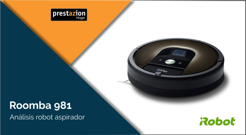 iRobot Roomba 981 opinion precio