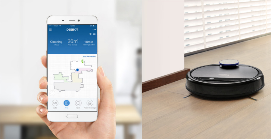 GUIA COMPRAR ROBOT ASPIRADOR conectividad wifi
