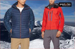 ropa de montaña las 3 capas