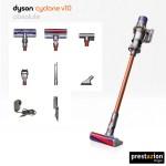 Dyson-V10 cyclone absolute - accesorios