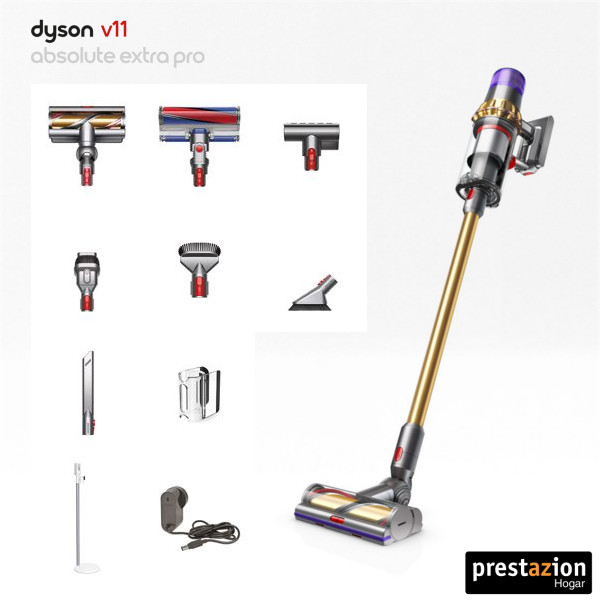 Dyson V11 Absolute Extra Pro accesorios