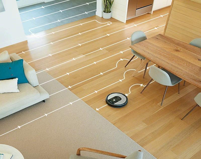 ¿Para qué tipos y tamaños de casa es una buena opción Roomba 971?