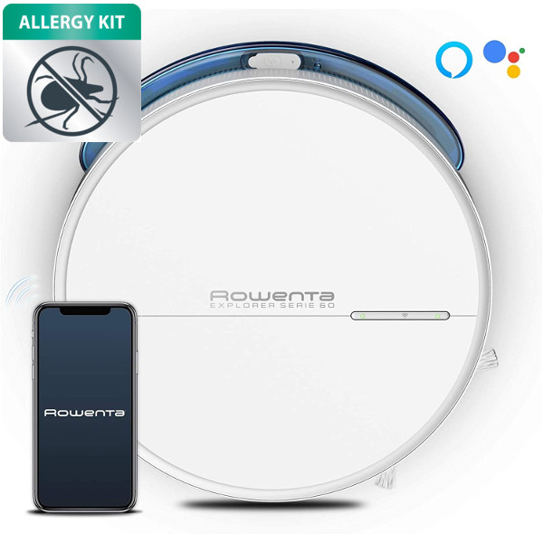 Rowenta Explorer Serie 60 Allergy Care Connect RR7447 precio