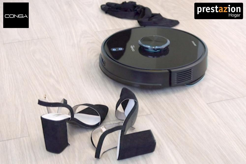 Robótica en robot aspirador