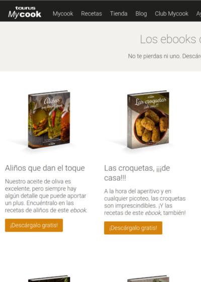 Taurus-Mycook-touch-recetas-pdf