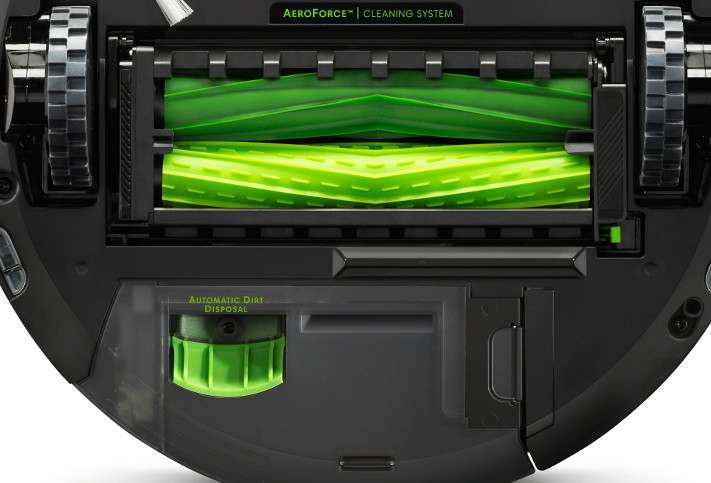 Diseño de Roomba i7 (i7+) Automatric dirt disposal