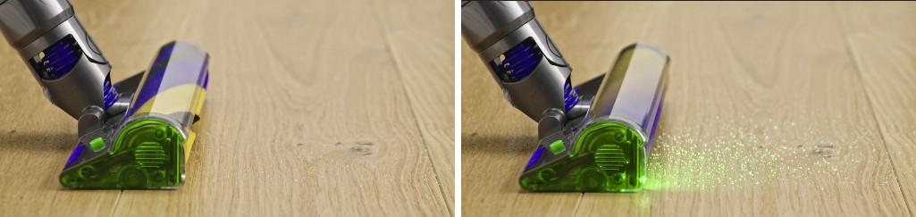 Cepillo Laser Slim Fluffy. Efectividad