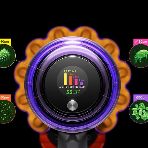 Panel LCD Dyson v15 detect