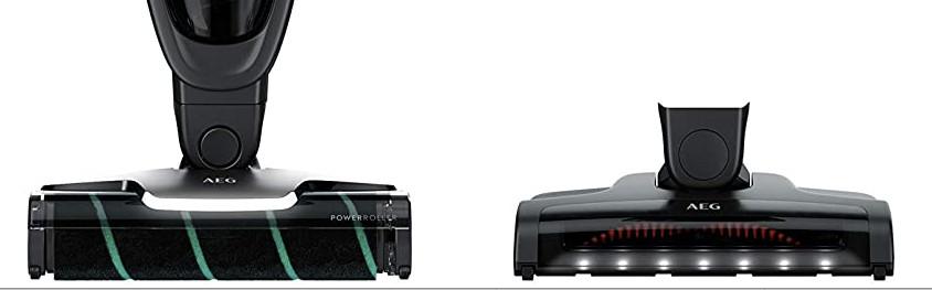 Aspiradoras sin cable AEG (gama QX) Cepillos