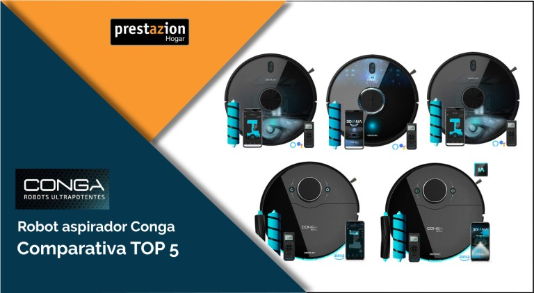 Conga 5090 , Conga 6090 Ultra, Conga 7090 IA, Conga 8090 Ultra, Conga 9090 IA