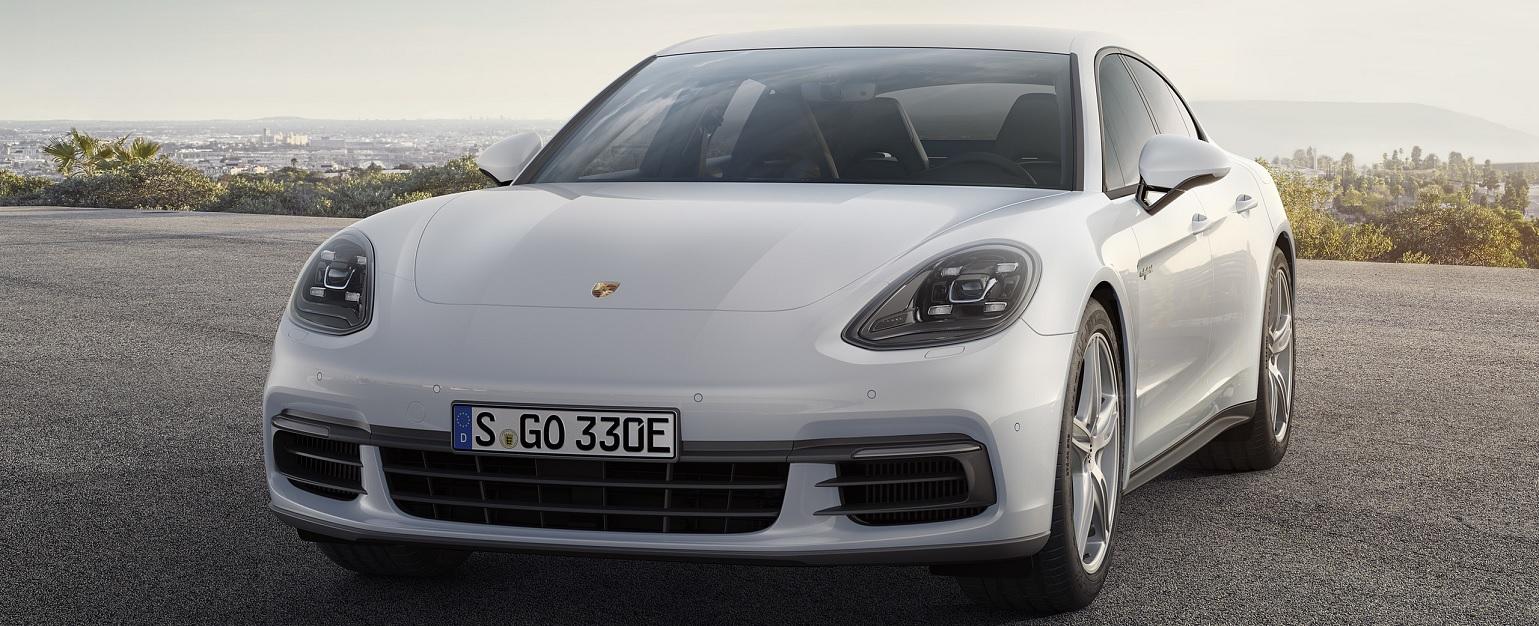 Porsche Carrera Body Shop