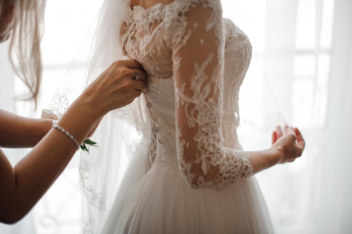 Wedding Garment Preservation, Scottsdale Dry Cleaning