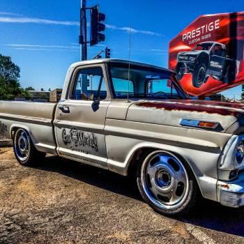 Gas Monkey Truck