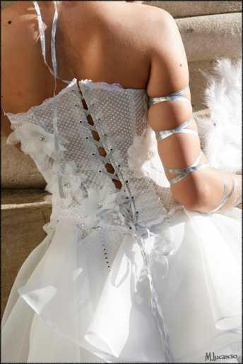 robe de mariée sur mesure Lolita C. Bordeaux