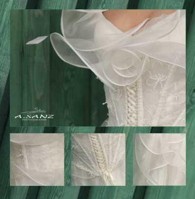 Robe de mariage Bordeaux
