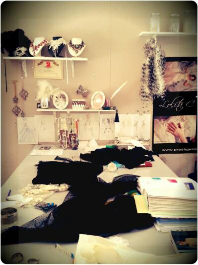 Atelier de couture Lolita C. Bordeaux