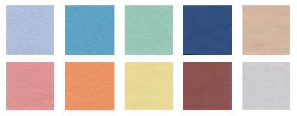 couleurs de la mode 2015
