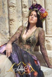 robe sur-mesure Création de robe de mariée et de robe de cocktail Lolita C. Bordeaux