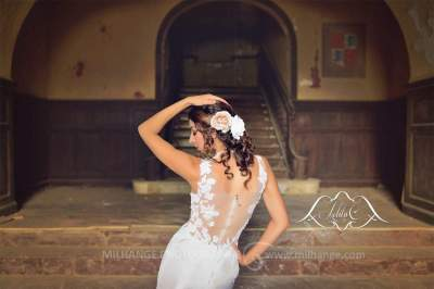 robe de mariée a Bordeaux Lolita C.