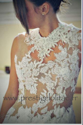 robe de mariage Lolita C.