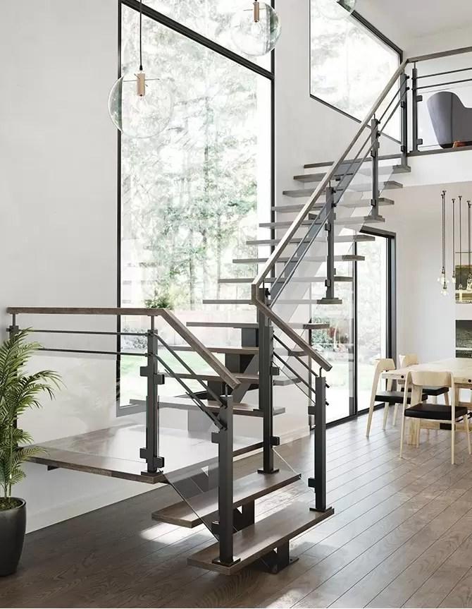Steel Stair Stringer Lto Series Tokyo Prestige Metal | Steel Stair Stringer Design | Exterior | Free Standing | Indoor | Modern | Staircase Bar Length