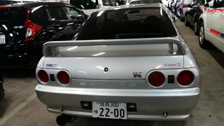 Japanese import cars