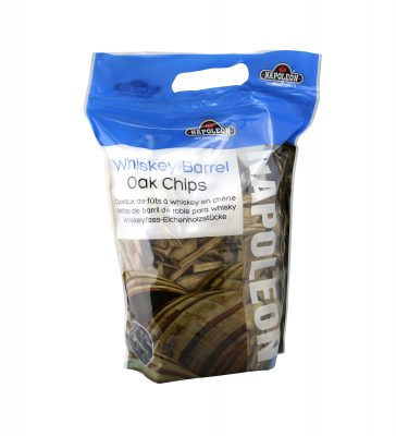 Whiskey oak wood chips