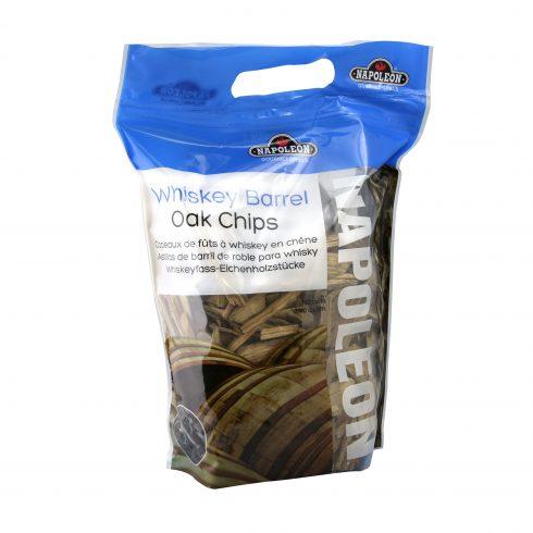 Whiskey oak wood chips