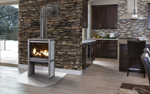Clarity Gas Stove