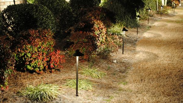 Correct Usage of Path Lighting