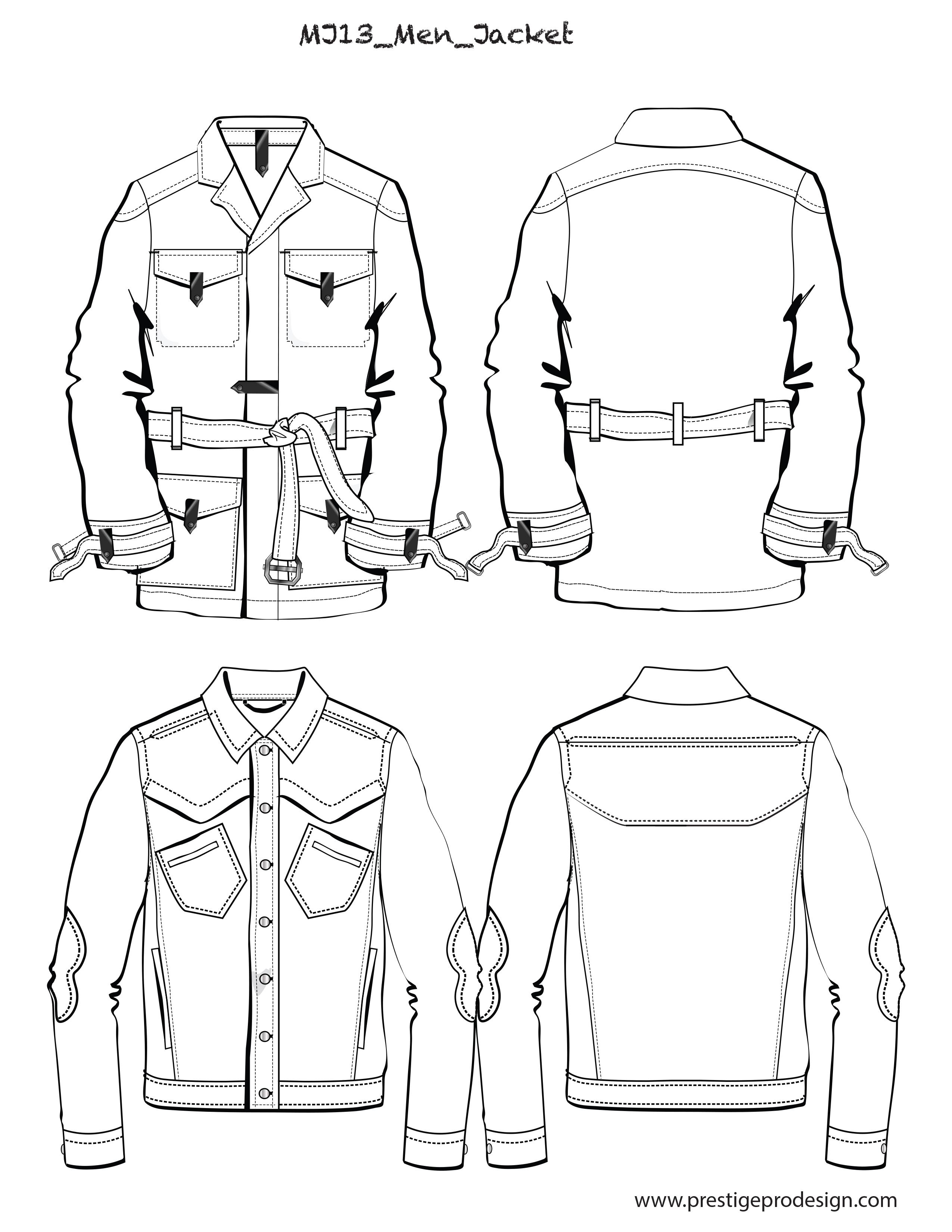 Sheepskin Leather Er Jacket