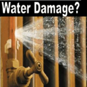 Water Damage?