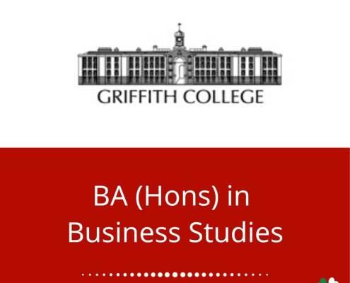 Griffith college - 그리피스컬리지- 아일랜드유학- (4) 비즈니스