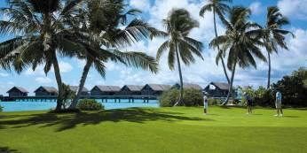 Corporate Golf Days, Golf At Shangri La's Villingili Resort & Spa, Shangri La Maldives, Prestigious Venues
