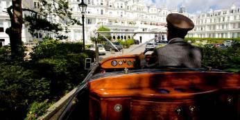 Luxury Wedding Venue Transport, The Grand Hotel Eastbourne, Prestigious Venues