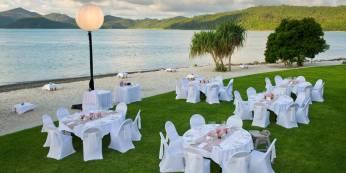 Wedding Venue, qualia, Prestigious Venues