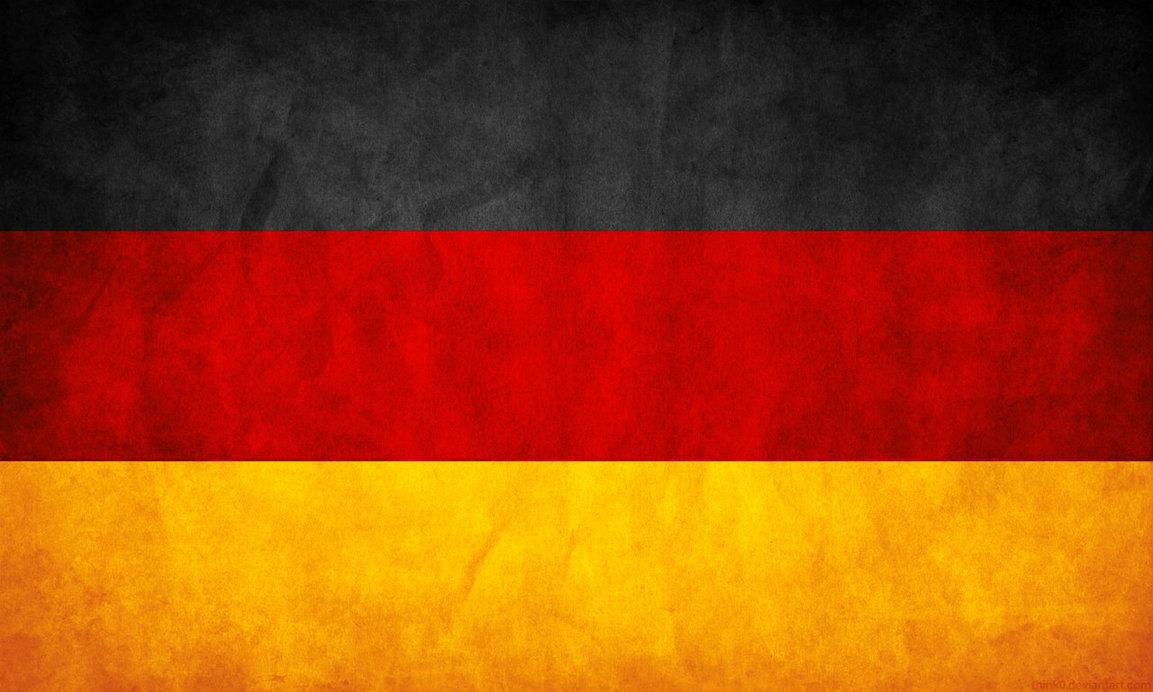 germany grunge flag by think0 Ludzie